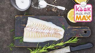 Kook mee met MAX Fish & chips