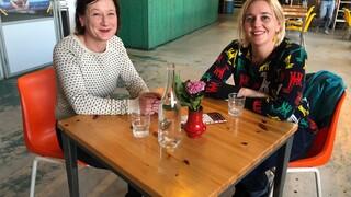 IDFA Stine Jensen en Ingeborg Jansen