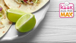 Kook mee met MAX Vistaco's