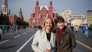 Floortje en de Ambassadeurs Rusland