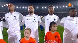 NOS Voetbal Nations League Nederland - Frankrijk eerste helft