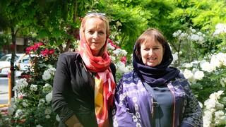 Floortje en de Ambassadeurs Iran