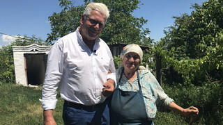 MAX Maakt Mogelijk Joodse ouderen in Oekraïne