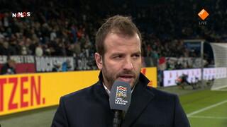 NOS Voetbal Nations League Duitsland - Nederland