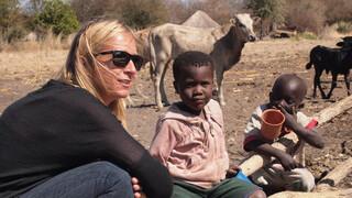 Floortje Naar Het Einde Van De Wereld - Zambia