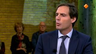 Buitenhof Wopke Hoekstra, Thierry Baudet