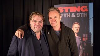 Evenblij maakt Vrienden Sting en André Hazes