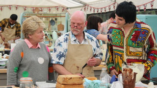 The Great British Bake Off - Taartweek