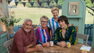 The Great British Bake Off - De Finale