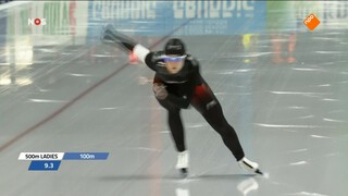 NOS Studio Sport Schaatsen World Cup Tomaszow