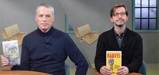 VPRO Boeken Daniël Rovers en Edzard Mik