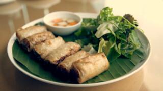 De Aardappeleters - Vietnamese Loempia