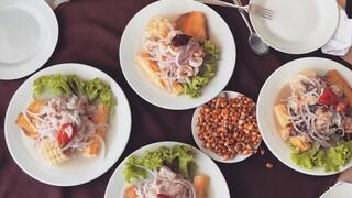 De Aardappeleters - Ceviche