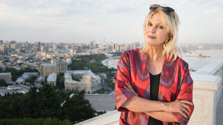 Joanna Lumley's Silk Road - Aflevering 2