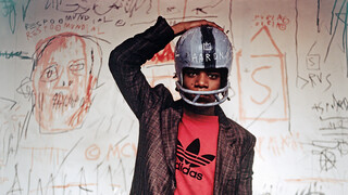 Close Up Basquiat - Rage to Riches