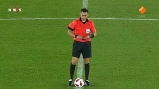 Nos Sport Wk Voetbal Clubteams - Nos Wk Voetbal Clubteams Eerste Helft
