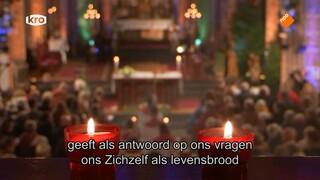 Eucharistieviering Eurovisieviering 1e Kerstdag, Perpignan Frankrijk