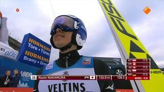 NOS Studio Sport Skispringen Garmisch Partenkirchen