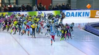 Nos Studio Sport - Schaatsen Kpn Nk Marathon