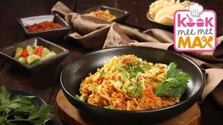 Kook Mee Met Max - Nasi Goreng Met Hollandse Garnalen En Oesterzwammen