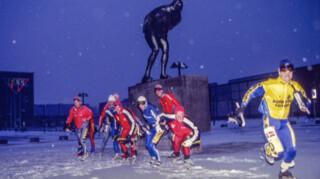 Andere Tijden Sport - 1996: Een Winter Lang Elfstedenkoorts