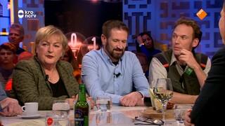 Jinek - Max Van Weezel, Albert Verlinde, Jan Versteegh, Tineke Schokker, Paul Van Der Touw, Arnout De Vries En Frans Waals.