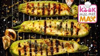 Kook Mee Met Max - Courgette-lasagnerolletjes Uit De Pan