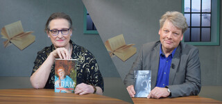 VPRO Boeken Wanda Reisel en Marc Reugebrink