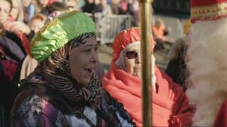 Groeten uit Holland Sinterklaas