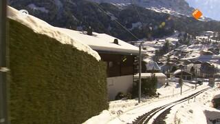 Rail Away - Zwitserland: Grindelwald-kleine Scheidegg-jungfraujoch