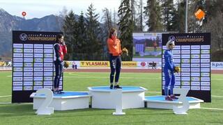 NOS Studio Sport Schaatsen EK Allround/Sprint Collalbo