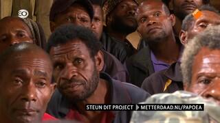 Metterdaad - Papoea