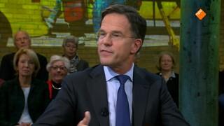 Buitenhof Mark Rutte