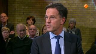 Buitenhof - Mark Rutte