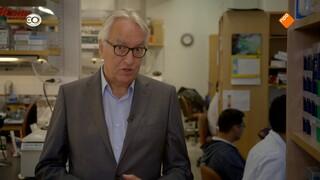 Andries en de wetenschappers Larry Kwak