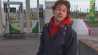 Het Klokhuis Benzine
