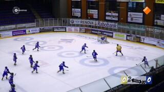 Zappsport - Ijshockey, Reno De Hondt En Delaney Hessels