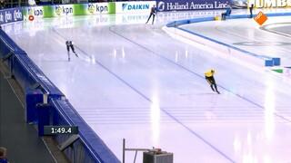 NOS Studio Sport Schaatsen KPN NK Allround/Sprint Heerenveen