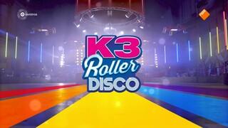 K3 Roller Disco Sneaky sneakers