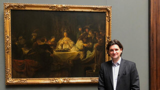 Six over Rembrandt Rembrandt als dief