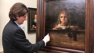 Six over Rembrandt Rembrandt als vader