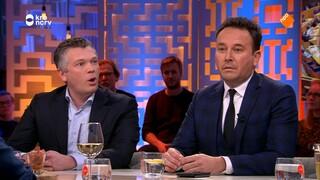 Jinek - Xander Van Der Wulp, Wouter De Winther, Vanessa Lamsvelt En Peter Heerschop