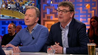 Jinek - Sybrand Buma, Joost Vullings, Rick Nieman, Eef Van Opdorp En Martijn Krabbé