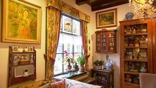 BinnensteBuiten Poppenhuis Gouda, Chinese loempia Ramon, Marieke in Noordwijk