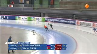 Nos Studio Sport - Nos Sport: Schaatsen World Cup Hamar