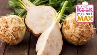 Kook mee met MAX Zelfgemaakte shoarma met knolselderijfriet