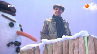 Sesamstraat - Sneeuw