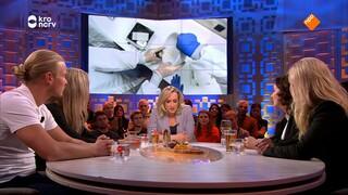 Jinek - Femke Halsema, Lucille Werner, Jutta Leerdam En Koen Verweij