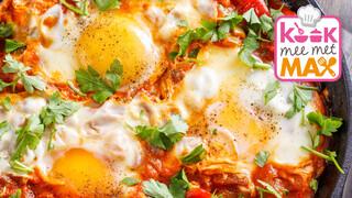 Kook Mee Met Max - Snelle Shakshuka