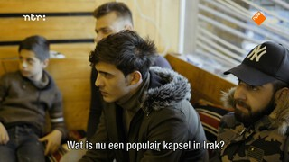 Danny In Arabistan - Irak: Leven Na Is